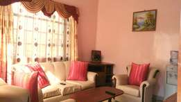 Lovely Fully Furnished 2 Bedroom 2 Bathroom Muthaiga Serviced Apartmen