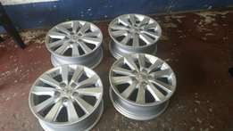 16 inch original mag rims available for sale