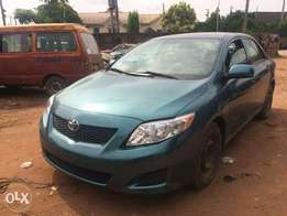 2009 Corolla in pristine condition for sale