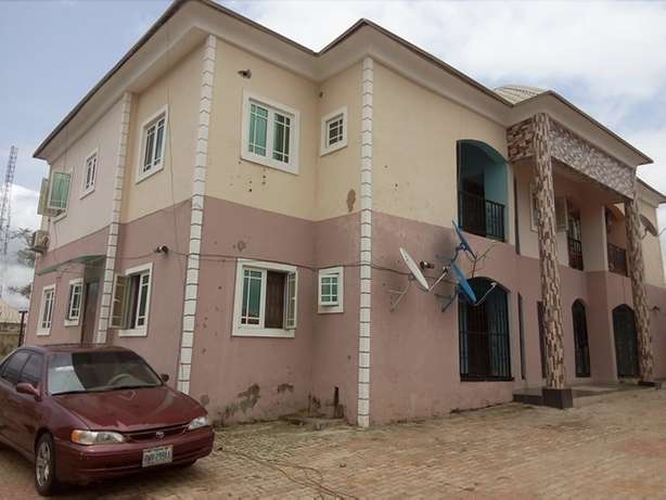 Standard self contained room to let at Sector 1R behind JSS FHA Lugbe Lugbe - image 1