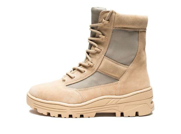 New Yeezy season 3 military boot sneakers Lagos Island East - image 2