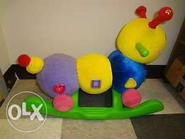 UK neatly used baby Einstein rocker/bouncer