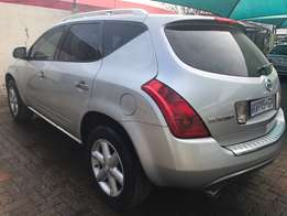 07 murano was now r68900 Baragain