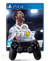 New PS4 FIFA 18 Plus DualShock 4 Wireless Controller Pad