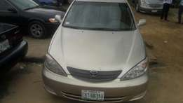 Toyota Camry (full option) for sale