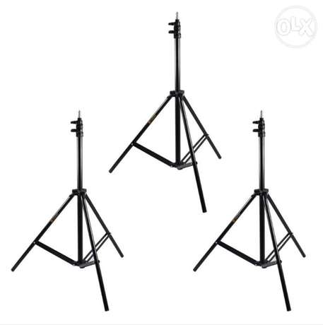 Lighting Stand 3 Pieces