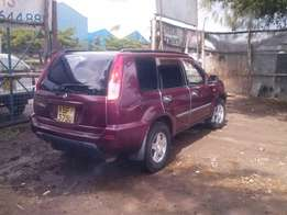Selling nissan extrail