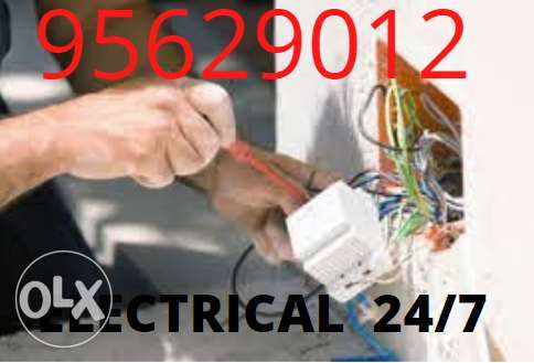 We give you a really fitting service about electrics and plumbing.
