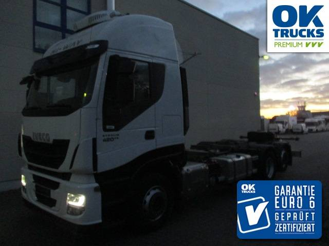 Iveco Stralis AS260S42Y/FPCM - 2015