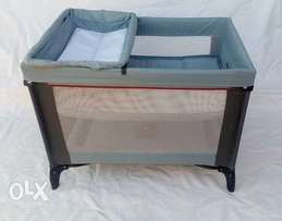 U.S Used Mamas & Papas Classic Travel Cot Baby Bed(fixed price)