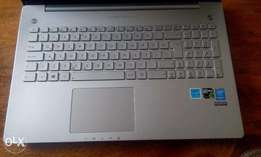 """16GB RAM 15"""" ASUS N550J Note book with 4GB Graphics"""
