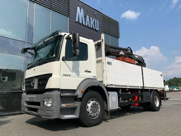 Mercedes-Benz Axor 1829 E4 4x2 PK 15001L 1470kg - 2009