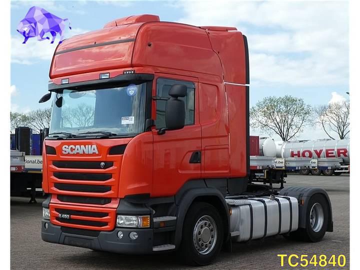 Scania R 450 Euro 6 RETARDER - 2015
