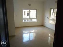 A new& serviced 3br flat is to let in Victoria island