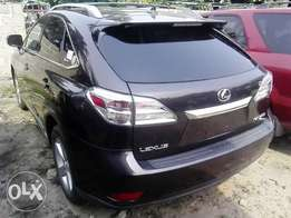 Foreign used Lexus RX350,2010