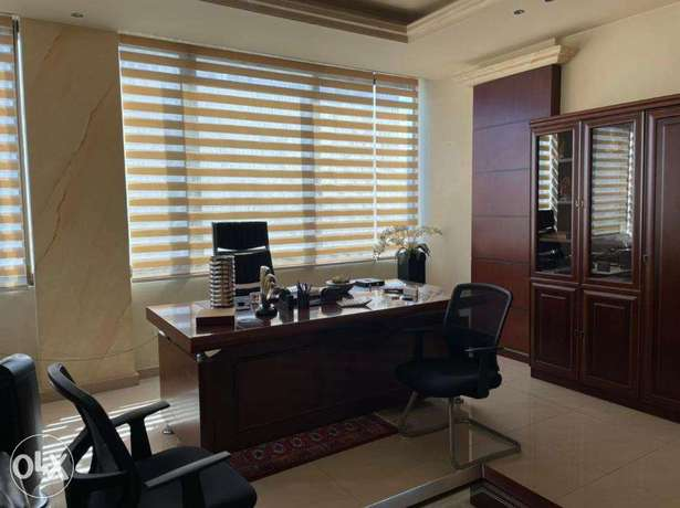 office fully fitted banker cheque rate Ref # 2607