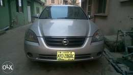 Clean barely used Nissan ALTIMA 2003 FOR SALE