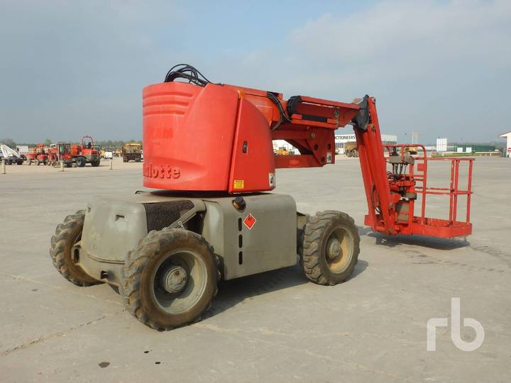 Haulotte HA12PX 4x4 Articulated - 2007