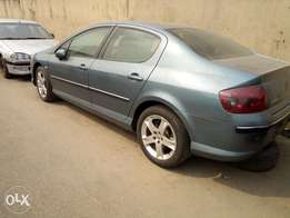 Peugeot 407 year 2004