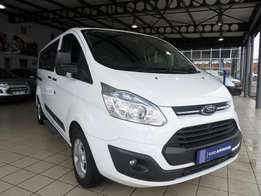 Ford Tourneo Custom 2.2 TDCi Trend LWB 2014