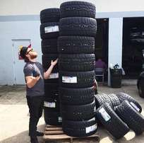 Tyres quality all sizes