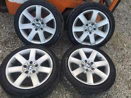 bmw 17inch mags to swap