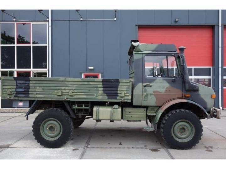 Unimog U 1300 - 1978
