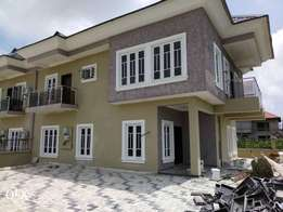 4 bedroom semi detach to let at PEARL GARDENS estate shangotedo lekki