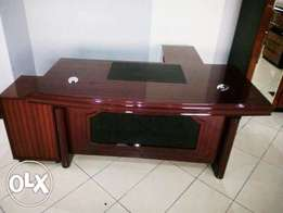 Smart executive office table.