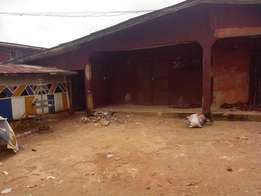 property with CofO location good for filling station at upper saloons