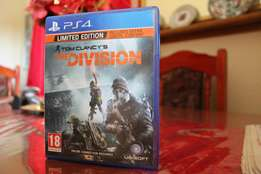 Division Limited Edition PS4
