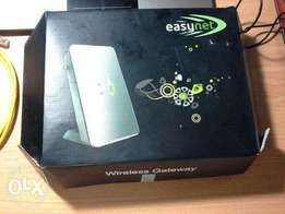 Wireless Router for office or home use with inbuld sim slot