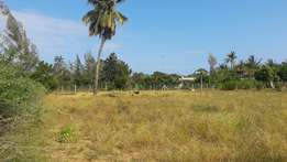 Plots for sale 100*100 second row from malindi Rd asking 1.8 m ready