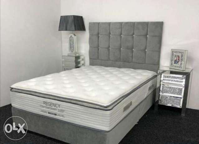 New bed now available for sale