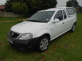 2013 Nissan Np200 1.6 AC PS CON 24 (KM's: 90 000)