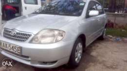 Toyota Collora nze well maintained
