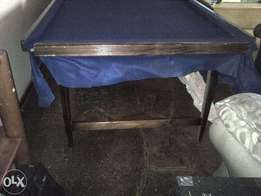 snooker table - price dropped - must go
