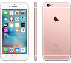 used iphone 6S 64gb 38500, rose gold
