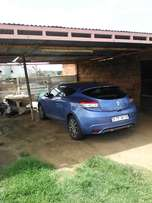 Renault Megane 1.4 GT line, bank want to repo, you settle and take it