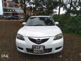 Quick sale on this well maintained Mazda Axela 2008 make 1500cc KCF