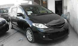 Mazda premacy metallic black 009
