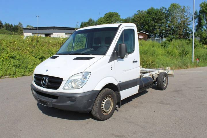 Mercedes-Benz Sprinter 316 NGT - 2009