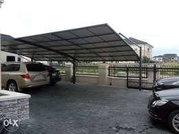 Executive Carport - New Design.