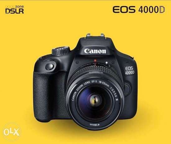 4000D eos canon - On discount part of The Festive Week