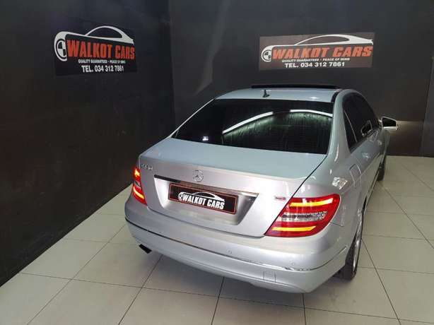 2013 Mercedes-Benz C180 BE Avantgarde A/T Newcastle - image 8