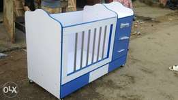 Adorable baby cot for sale at affordable price