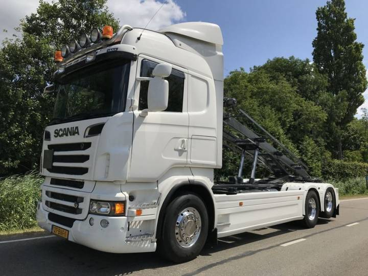 Scania R560 6x2 Nch kabelsysteem - 2013