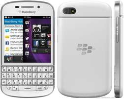 Blackberry Q10. White version. Countrywide delivery