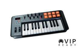 M-Audio Oxygen 25 MIDI Keyboard Controller with Drumpads / Drum Pads