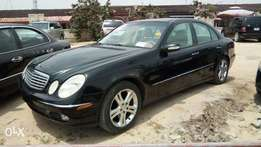 Clean Foreign Used 2004 Merc-Benz E500 4Matic With Leather Navigation